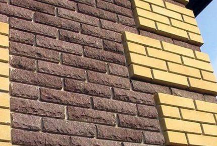Кирпич для фасада