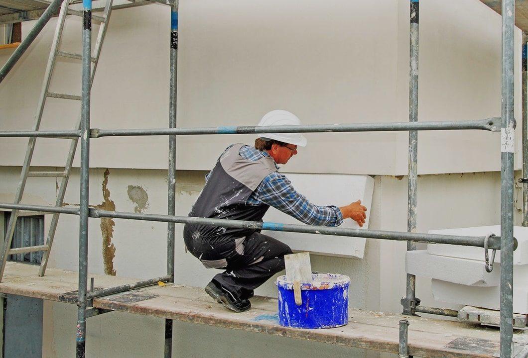 Профессиональные услуги по фасадным работам